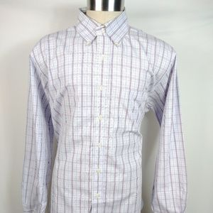 Brooks Brothers Mens Shirt Size XL